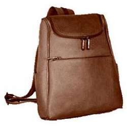 Women's Small Vaquetta Leather Cafe Backpack