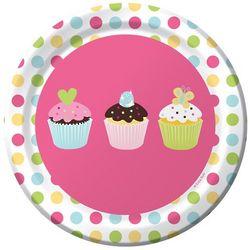 "Sweet Treats 6.75"" Luncheon Plates"