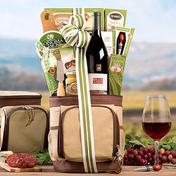 Hole in One with Pinot Noir Gift Basket