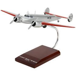 Earhart L-10 Electra Model Airplane