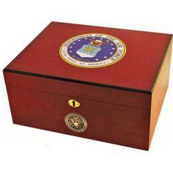 US Air Force Humidor