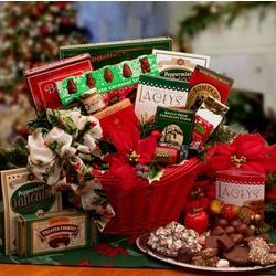 Holiday Grandeur Gourmet Gift Basket
