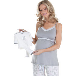 Starlet Nursing & Newborn Pajamas Set