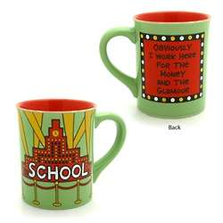 Great Teacher Mug