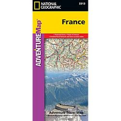 France Adventure Map