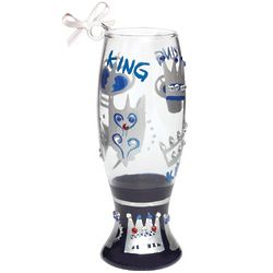 King Mini Pilsner Ornament