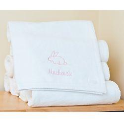 Flopsy Mopsy Fluffy Baby Blanket