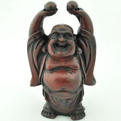 Standing Buddha of Prosperity Statue