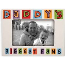 Daddy's Biggest Fan Frame