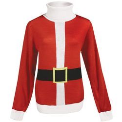 Santa Suit Christmas Sweater