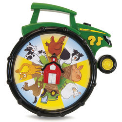 John Deere Spin Around the Farm Toy