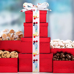 Get Well Gift Tower of Treats