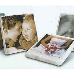 Personalized Marble Photo Coaster Kit