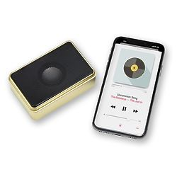 Pocket Tin Bluetooth Speaker
