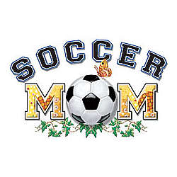 Soccer Mom Adult T-Shirt