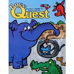 Boys' Quest Magazine Subscription