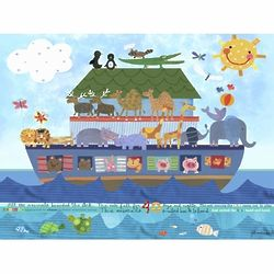 Noah's Ark Wall Art