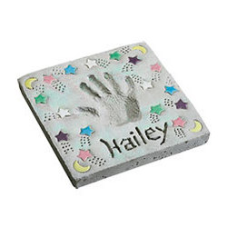 """8"""" Square Moon and Stars Steppingstone Kit"""