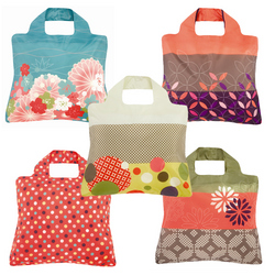 Eco-Friendly Origami Reusable Shopping Bags
