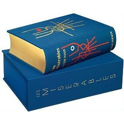 Les Miserables Limited Edition Leather-Bound Book