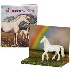 Unicorn Wishes Figurine and Book