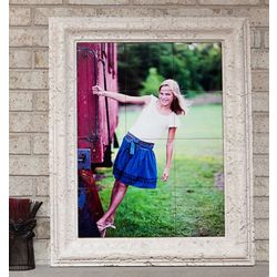 Large Personalized Photo Framed Tile Mural