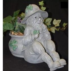 Leprechaun Pot of Gold Planter