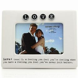 Feeling of Love Picture Frame