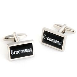 Wedding Party Cufflinks