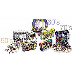 Decade Collection of Nostalgic Candies
