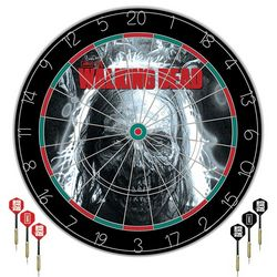 Walking Dead Zombie Dart Board