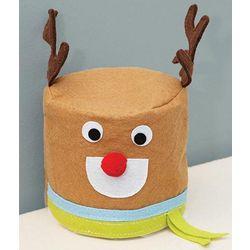 Reindeer Toilet Paper Cover Ups