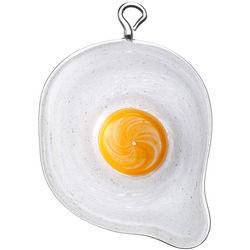 Over Easy Egg Ornament