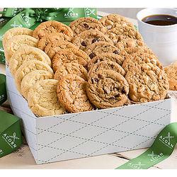 Homemade Cookie Assortment Gift Box
