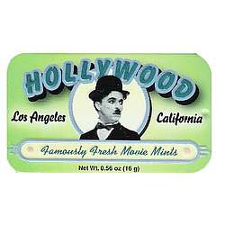 Hollywood Mints Souvenir Tin