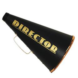 Large Director's Megaphone