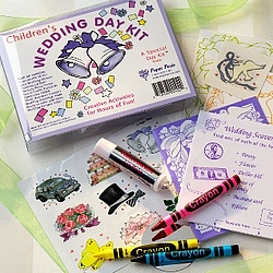 Wedding Day Activity Kit for Children