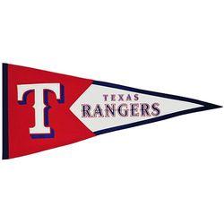 Texas Rangers Classic Pennant