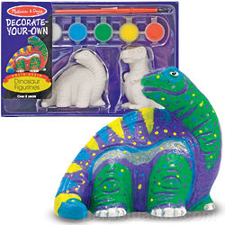 Decorate Your Own Dinosaurs