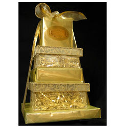 Chocolate and Sweets Temptation Gift Tower