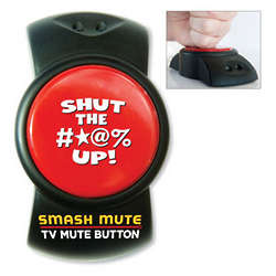 Mighty Mute Remote Button