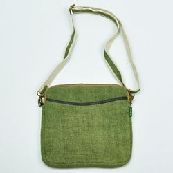Hemp iPad Bag