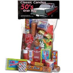 50's Classic Candy Grab Bag