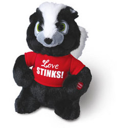 Love Stinks Singing and Dancing Plush Stuffed Animal