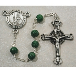 Pewter St. Patrick Rosary
