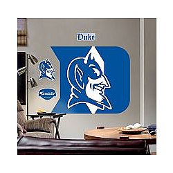 Duke University Blue Devils Logo Wall Decal