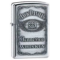 Zippo Pog Jack Daniels Pewter Emblem Lighter