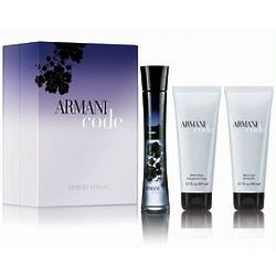 Giorgio Armani Code Women's EDT Travel Set