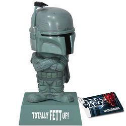 Totally Fett Up Star Wars Bobble Head