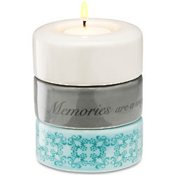Memories Memorial Candle